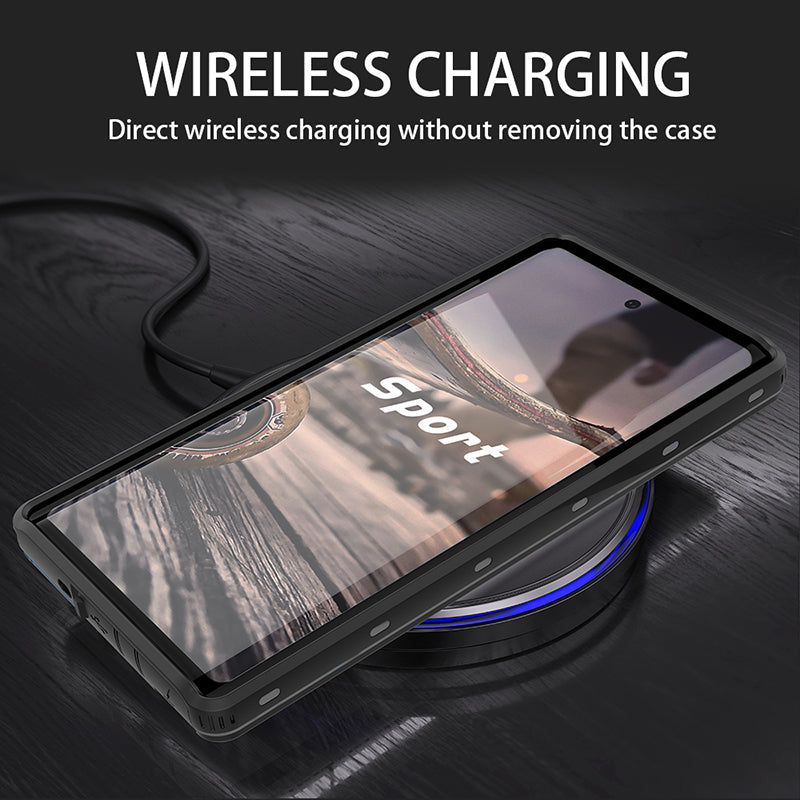 Underwater Diving Water Proof Stand Case For Samsung Note 10 Plus S10 S8 S9 Plus Galaxy Note 8 9