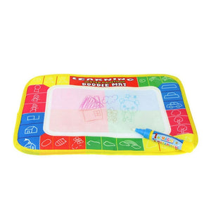 38*29CM Doodle Painting Picture Water Drawing Play Mat