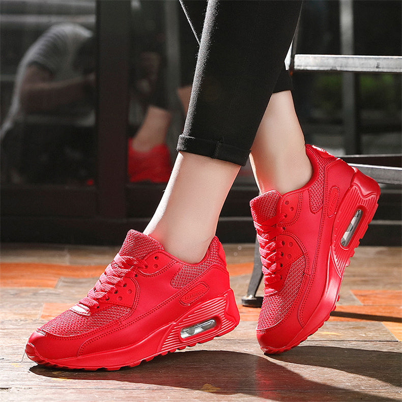 Stylish Breathable Mesh Brand Sneakers for Women