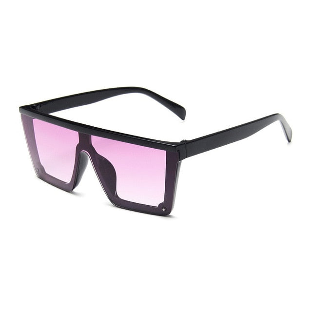 Top Sale UV400 Protection Square Shape Sunglasses for Kids