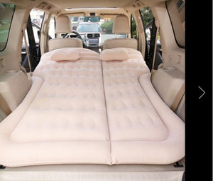 Multifunctional Inflatable Car Bed for Travel