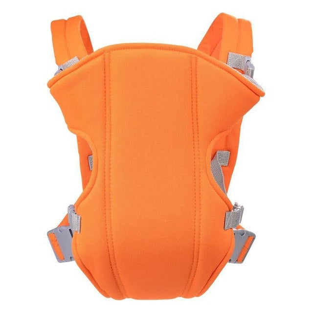 Adjustable & Comfortable Wrap Breathable Sling Kangaroo Baby Carrier