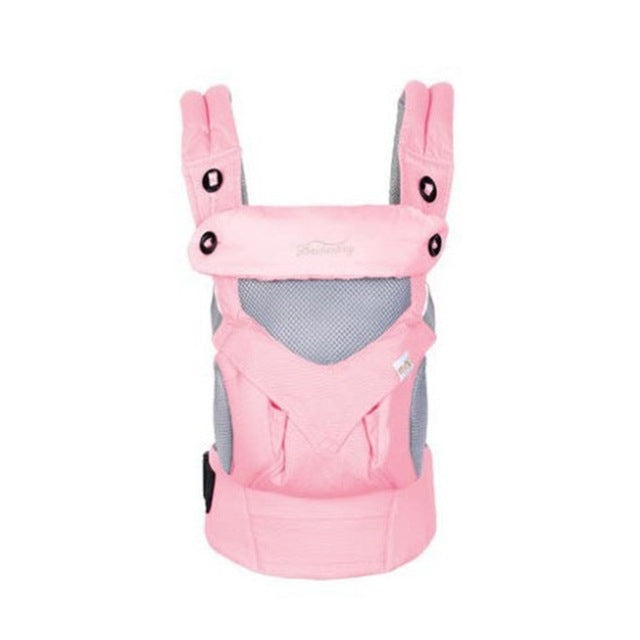 Portable 360 Ergonomics Hoodie Sling Baby Carrier