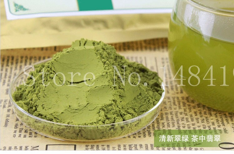 100% Natural Organic Matcha Green Tea Powder