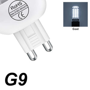 220V LED Warm Light Bulb