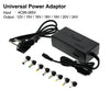 Universal AC/DC Adapter AC95-265V Input to DC 12V/15V/16/18V/19V/20V/24V Output Power Supply With 8 Pieces DC Connectors