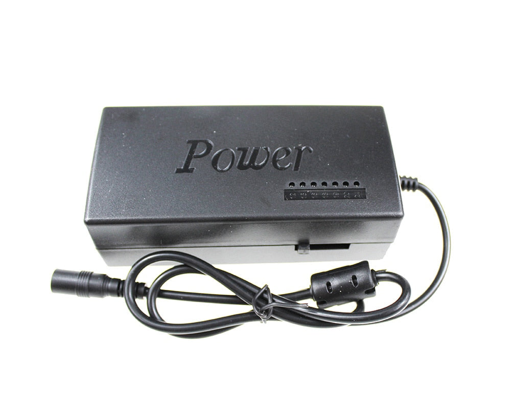 DC 12V/15V/16V/18V/19V/20V/24V 4-5A 96W  Laptop AC Universal Power Adapter Charger