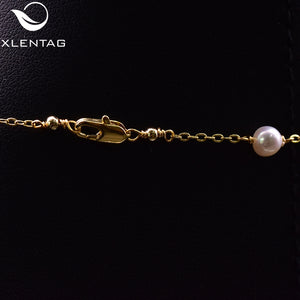 Original Fresh Water Pearls Minimalist Luxury Necklace For Women