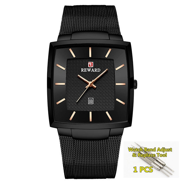 Top Brand Waterproof Minimalist Luxury Wristwatch for Men