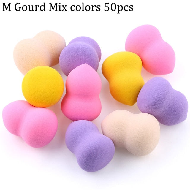 New Medium Water Drop Shape Makeup Sponge  Foundation Puff