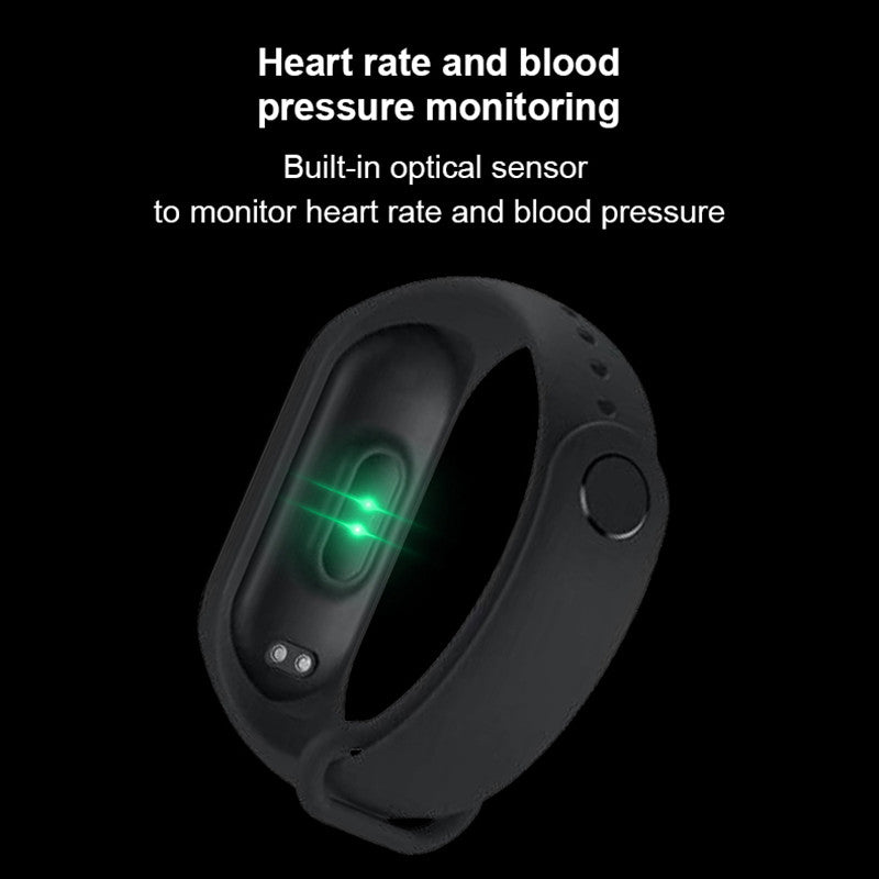 M5 Sport Fitness Tracker Call Watch Smartband for Blood Pressure Heart Rate Monitor