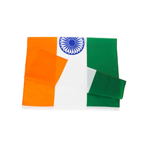 High Quality Printed 3x5fts India Flag
