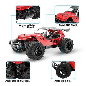 60 Mins Play Time 20 KM/H 2.4 GHz Drift Buggy Radio Control Racing Car For Kids