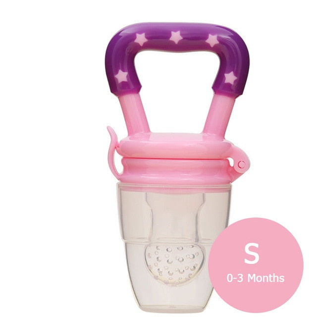 1Pc Fresh Food Nibbler Baby Pacifiers