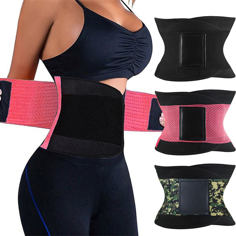 Adjustable Tummy Shaper Slimming Belt for Women