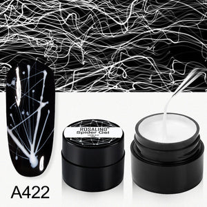 5ml Top Base Primer Gel Nails Art with UV Colors Painting for Spider Line