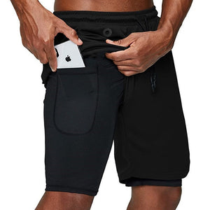 Quick Dry Workout Gym Summer Shorts for Men