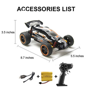20km/h High Speed Radio Controlled Machine Remote Control Car Toys For Children