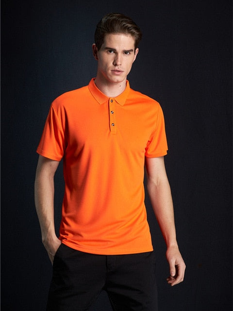 Desiger Polos Solid Color New Mens Polo Shirts