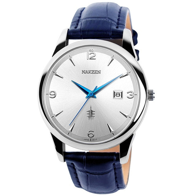 Luxury Quartz Minimalist Classic Wrist Watch for Men