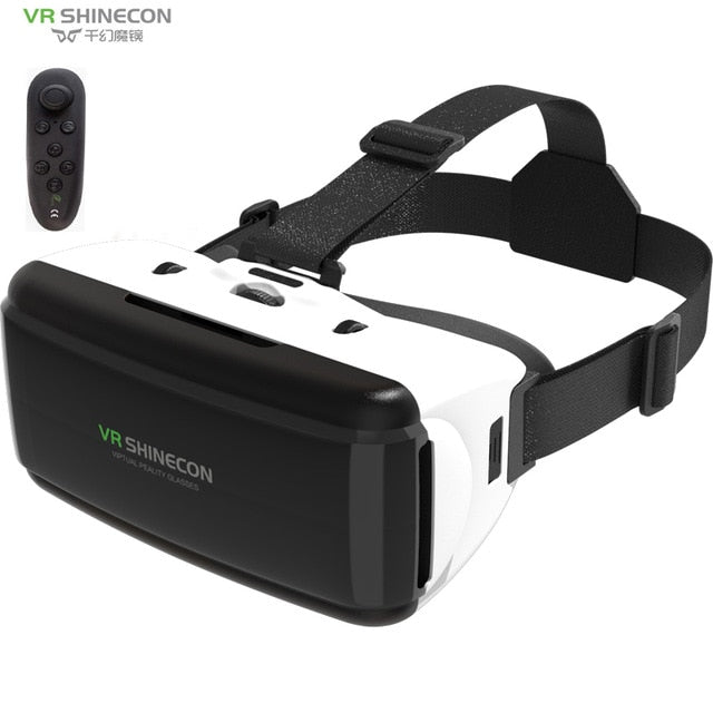 NEW VR Virtual Reality 3D Glasses Headset BOX For Smart Phone