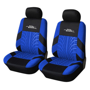 Universal Fit Embroidery Car Seat Covers Styling Car Seat Protector