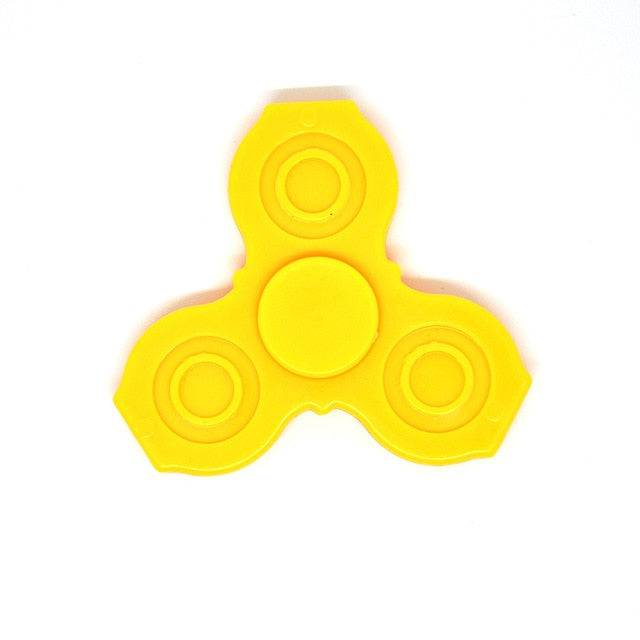 10PCS Fidget Anti Stress Focus Gyro Finger Spinner Toys For Adults & Kids