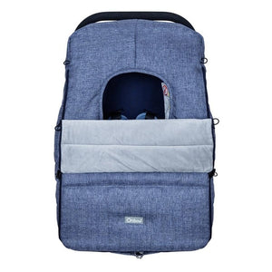 Comfortable Outdoor Sleeping Bag Safety Car Seat Cover For Newborn