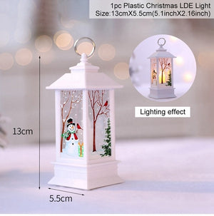 Phalaenopsis Flower Light Merry Christmas Decoration for Home