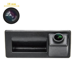 Car Rear View Backup Handle Camera for Audi A4 A6 S5 Q3 VW