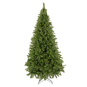 Artificial Encrypted PVC 8FT Christmas Tree With 1138 Branches Decor For Home Party Ornaments