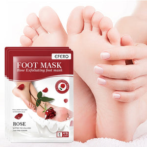 Dead Skin Remover Nourishing Whitening Foot Mask