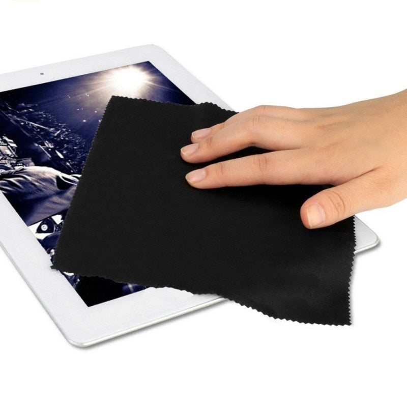 10 pcs Microfiber Computer Accessories Cleaning Cloths