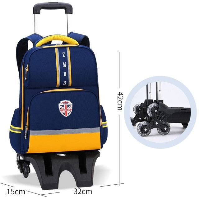 High Quality School Backpack/Luggage Bag For Teenagers