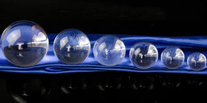 Crystal Glass Ball for Photography and Home Decoration