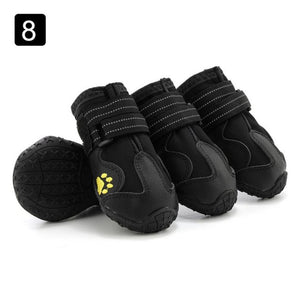 Breathable & Comfortable Non-deformable Non-slip Pet Shoes