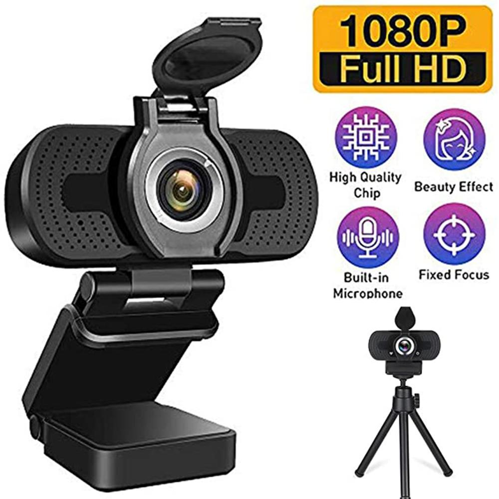 Full HD 1080p USB Camera With Dust Cover