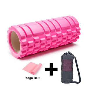 Yoga Fitness Equipment Muscle Relaxation Massage Roller
