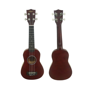 21 Inch Guitar Four String Ukulele for Beginners