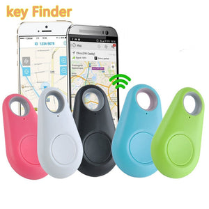 Mini Anti Lost Alarm Smart Bluetooth Tracer GPS Keychain