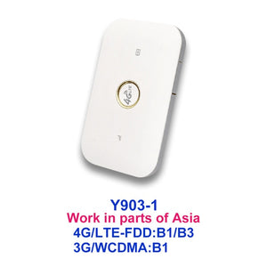 150M Unlock/Pocket/Wireless/Portable CAT4 Router Modem 3G/4G Wifi Mobile Hotspot LTE FDD Network MIFI with SIM Card Slot