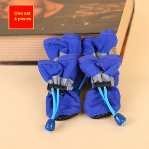 Waterproof Anti-slip Pet Dog Shoes