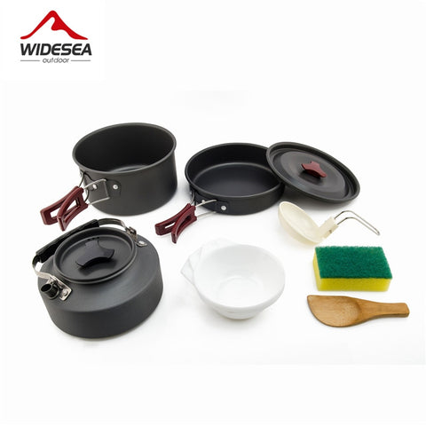 TOP SELLING Outdoor Cookware Sets