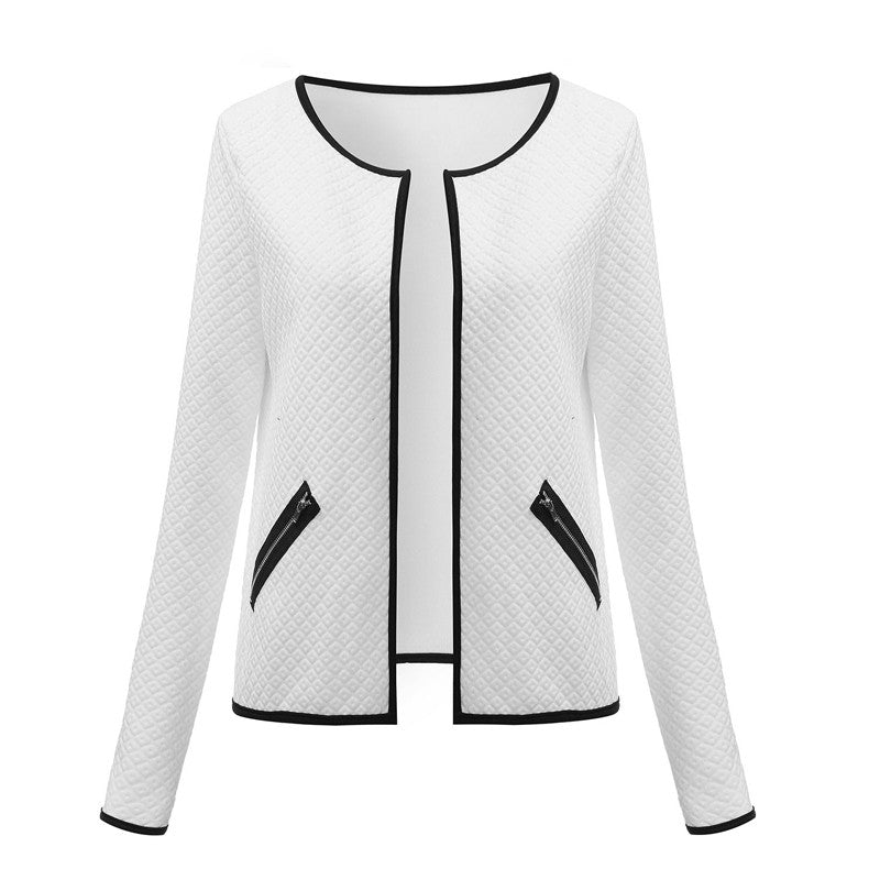 Women's Casual Slim Long Sleeve Blazer