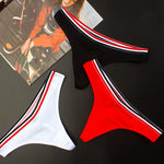 Sporty Style Cotton Panties for Women