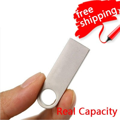 Top Quality Waterproof Metal USB Flash Drive