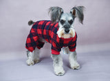 HOT SELLING Pet Dog/Cat Warm Fleece Jumpsuit