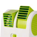NEXT GEN UBER-COOL Mini Portable USB Air Cooling Fan for Office and Home