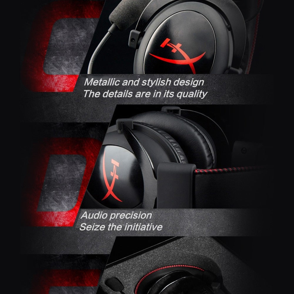 FAST SELLING Gaming Headset with a Microphone for PC PS4 Xbox Mobile Devices
