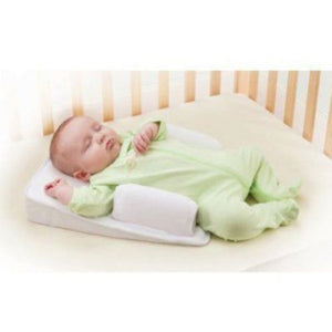 Anti Roll Fixed Positioner Prevent Flat Head Cushion for Newborn